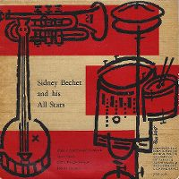 Cover Sidney Bechet And His All Stars - Walkin' And Talkin' To Myself