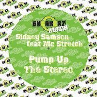 Cover Sidney Samson feat. MC Stretch - Pump Up The Stereo