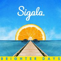 Cover Sigala - Brighter Days