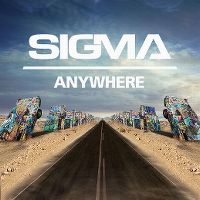 Cover Sigma - Anywhere