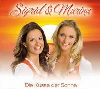 Cover Sigrid & Marina - Die Küsse der Sonne