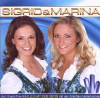 Cover Sigrid & Marina - Leben heißt lieben