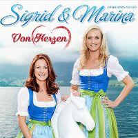 Cover Sigrid & Marina - Von Herzen