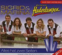Cover Sigrid & Marina & die Zillertaler Haderlumpen - Alles hat zwei Seiten