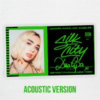Cover Silk City & Dua Lipa feat. Diplo & Mark Ronson - Electricity