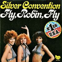 Cover Silver Convention - Fly, Robin, Fly
