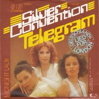 Cover Silver Convention - Telegram