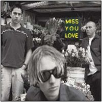 Cover Silverchair - Miss You Love