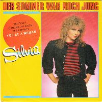Cover Silvia - Der Sommer war noch jung