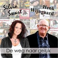 Cover Silvia Swart & Henk Wijngaard - De weg naar geluk
