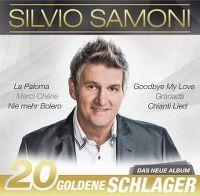 Cover Silvio Samoni - 20 goldene Schlager