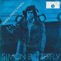 Cover Simon Butterfly - Rain Rain Rain