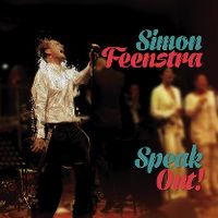 Cover Simon Feenstra - Speak Out!