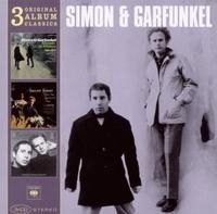Cover Simon & Garfunkel - 3 Original Album Classics