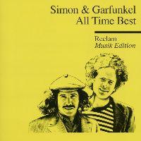 Cover Simon & Garfunkel - All Time Best - Reclam Musik Edition