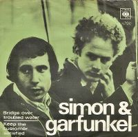 Cover Simon & Garfunkel - Bridge Over Troubled Water