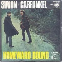 Cover Simon & Garfunkel - Homeward Bound