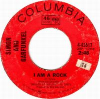 Cover Simon & Garfunkel - I Am A Rock