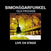 Cover Simon & Garfunkel - Old Friends - Live On Stage