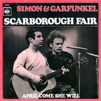 Cover Simon & Garfunkel - Scarborough Fair / Canticle