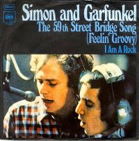 Cover Simon & Garfunkel - The 59th Street Bridge Song (Feelin' Groovy)