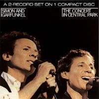 Cover Simon & Garfunkel - The Concert In Central Park