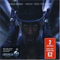 Cover Simon Webbe - Ride The Storm