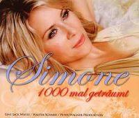 Cover Simone - 1000 mal geträumt