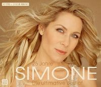 Cover Simone - 25 Jahre - Die ultimative Best of