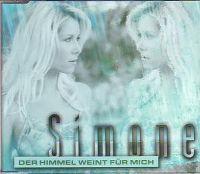 Cover Simone - Der Himmel weint für mich