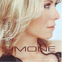 Cover Simone - Die Frau im Zug