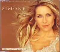 Cover Simone - Die Nacht vor dir