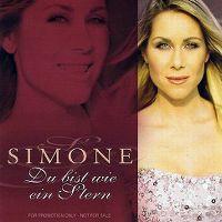 Cover Simone - Du bist wie ein Stern