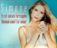 Cover Simone - Es ist einfach fortzugehen