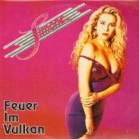 Cover Simone - Feuer im Vulkan