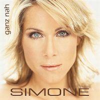 Cover Simone - Ganz nah