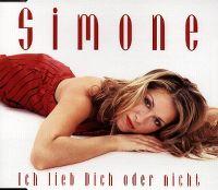 Cover Simone - Ich lieb dich oder nicht
