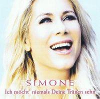 Cover Simone - Ich möcht niemals deine Tränen sehn