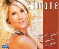Cover Simone - Je t'aime mon cœur
