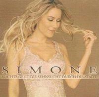 Cover Simone - Nachts geht die Sehnsucht durch die Stadt