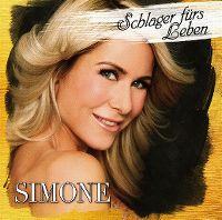 Cover Simone - Schlager fürs Leben
