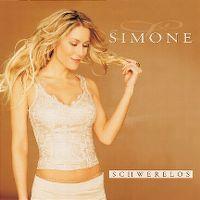 Cover Simone - Schwerelos