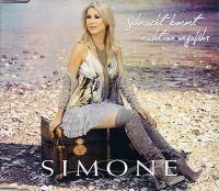 Cover Simone - Sehnsucht kommt nicht von ungefähr