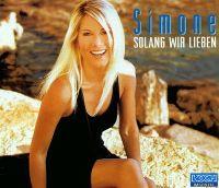 Cover Simone - Solang wir lieben