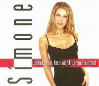 Cover Simone - Verlier mein Herz nicht, wenn du gehst