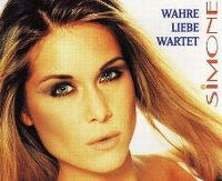 Cover Simone - Wahre Liebe wartet