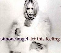 Cover Simone Angel - Let This Feeling