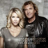 Cover Simone & Charly Brunner - Ich denk noch an dich