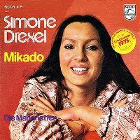 Cover Simone Drexel - Mikado
