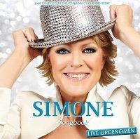 Cover Simone Kleinsma - Simone - Songbook